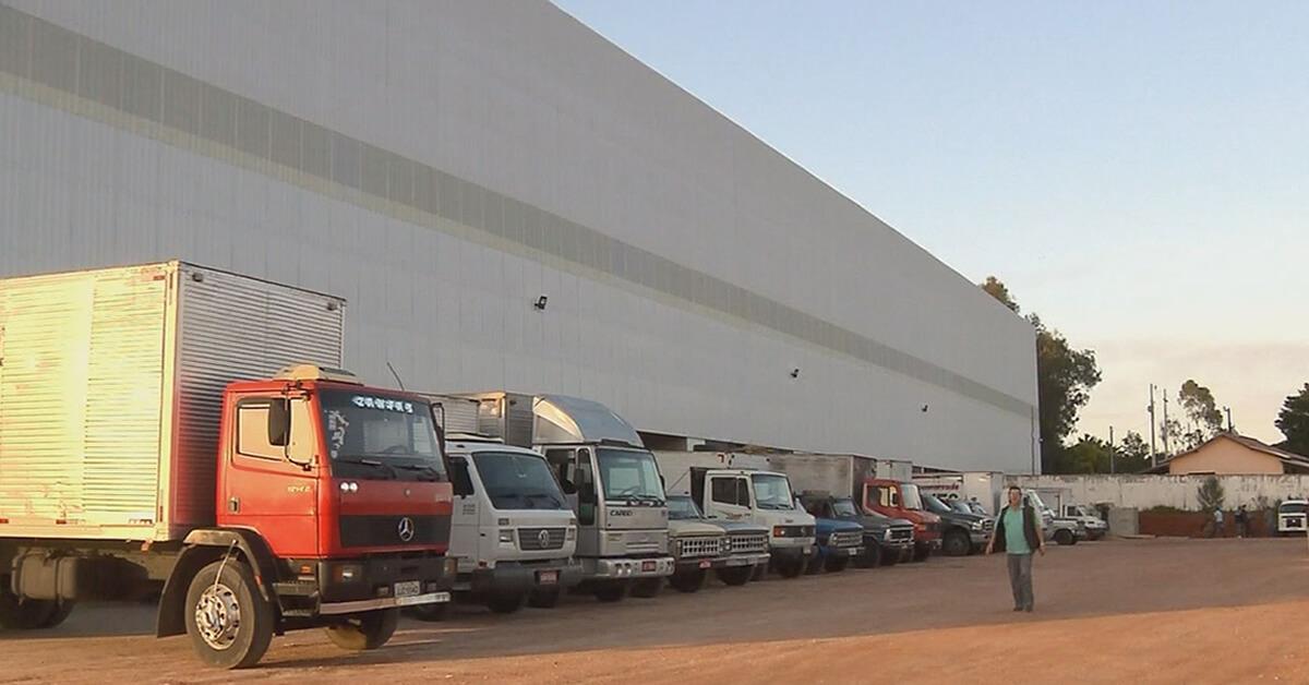 Novo Cema é maior e tem 25 mil metros quadrados só de estacionamento. (Foto: Reprodução EPTV)
