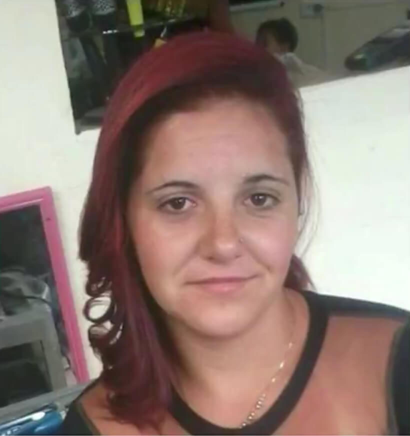 Jéssica Martins Elisário, tinha 20 anos (Foto: Polícia Civil)