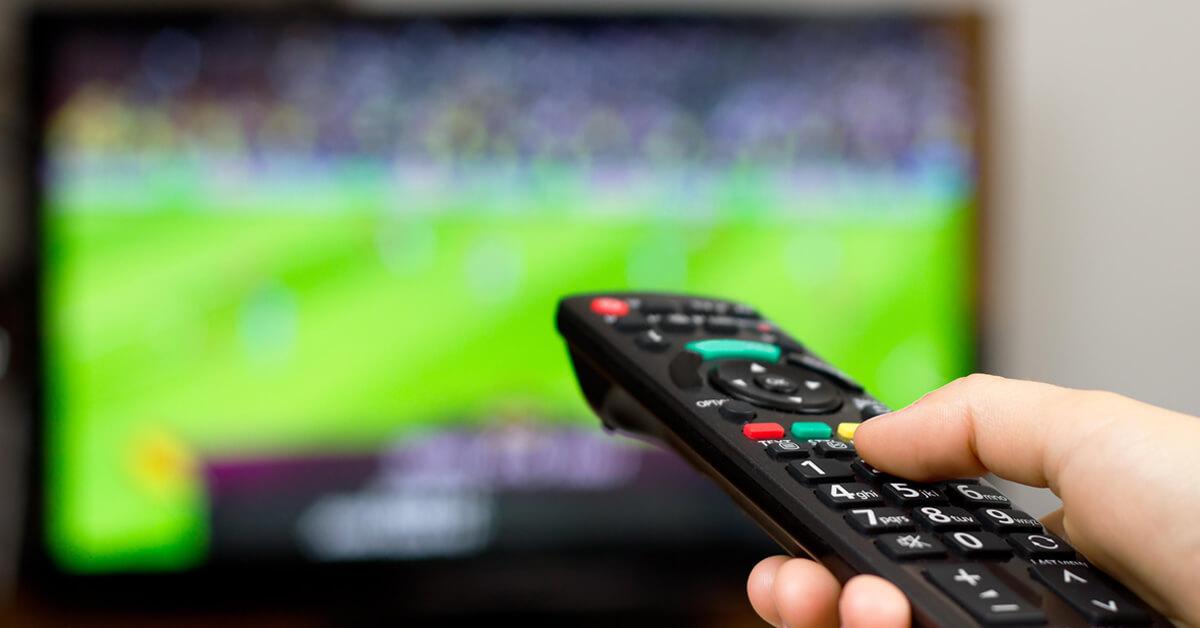 TV parou de funcionar (imagem ilustrativa)