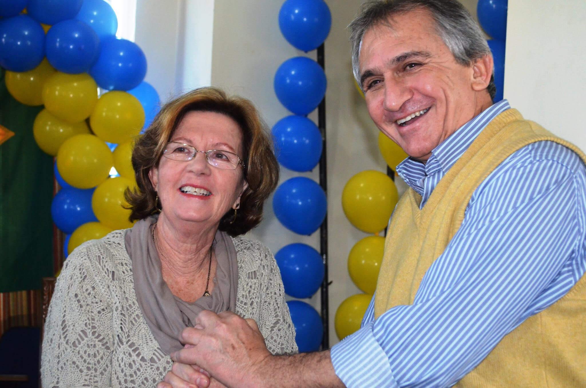Chico Rafael foi confirmado como candidato a prefeito de Pouso Alegre; Lilian Siqueira deve ser a vice na chapa (Foto: Assessoria / Douglas Vasconcelos)