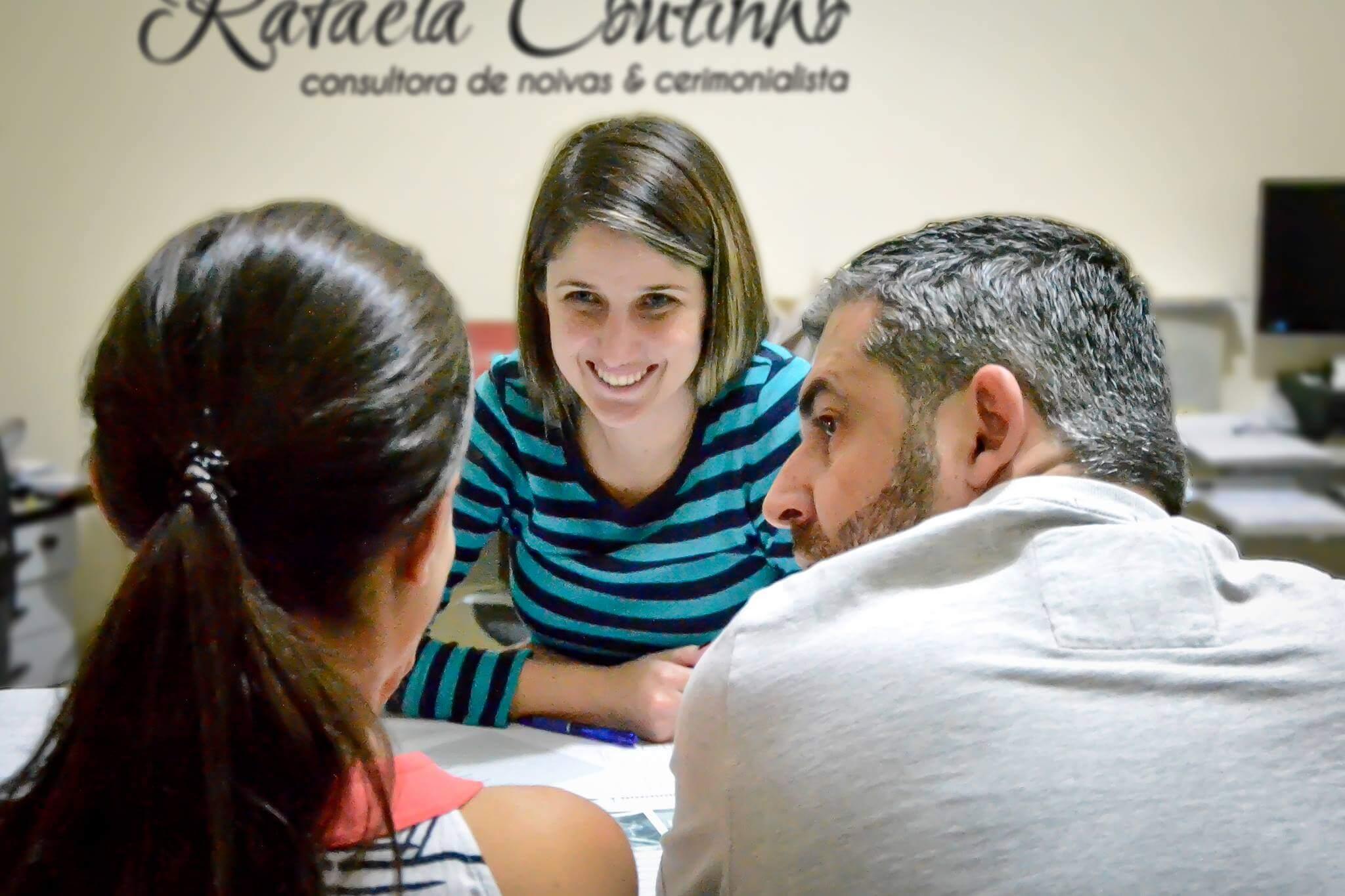Casais optam por consultora para a organizar o casamento (Foto: Divulgação)