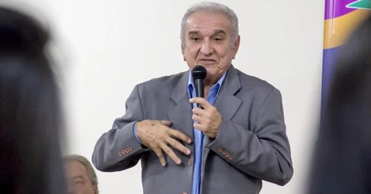 Presidente da Fundação Cultural de Varginha, Francisco Graça Moura (Divulgação)