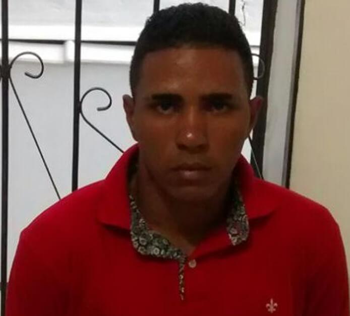 Suspeito foi preso por tráfico em 2015 (Reprodução Minas Acontece)