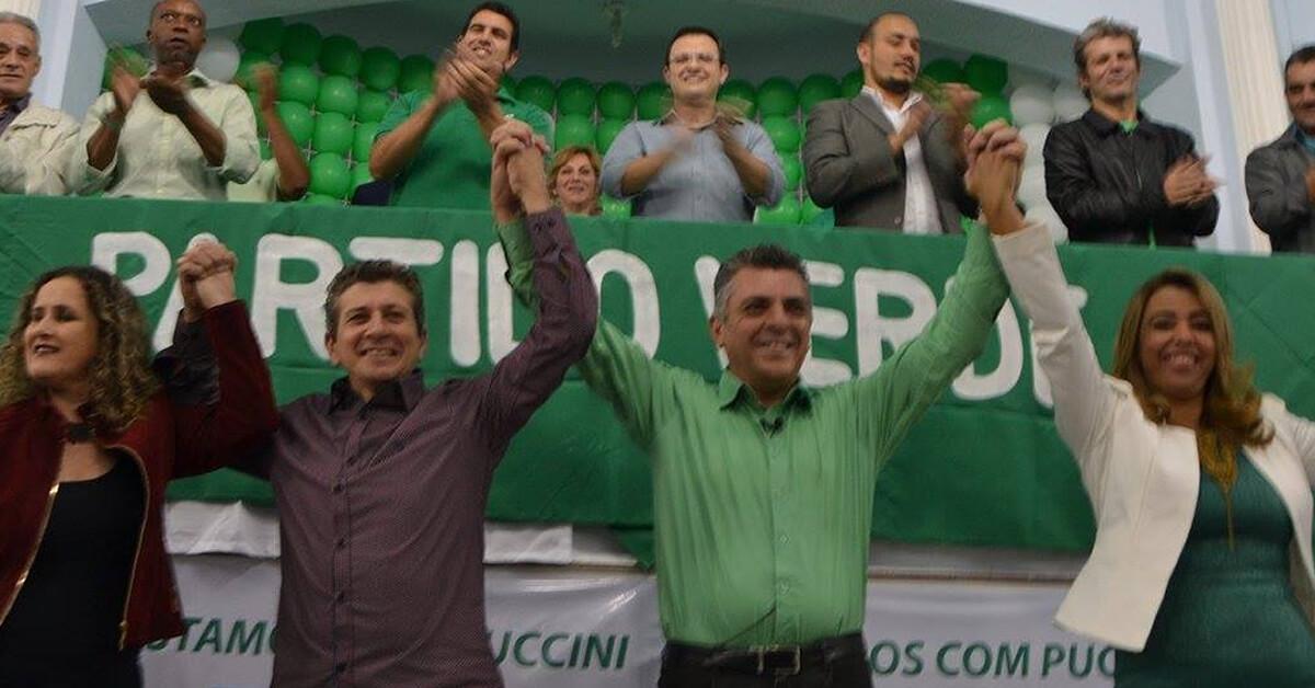Mizinho será vice de chapa de Ricardo Puccini na disputa eleitoral (Foto: Divulgação PV)