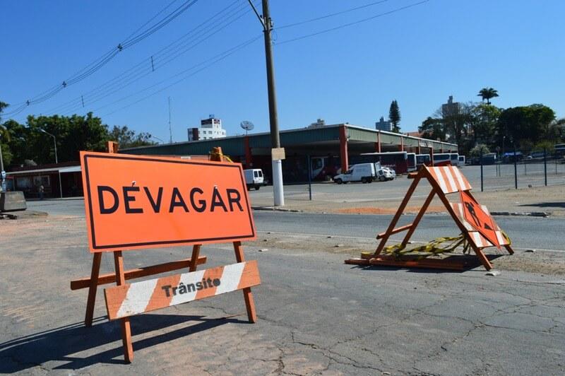 Trânsito na Av. Perimetral em Pouso Alegre terá nova alteração para obras (Foto; Prefeitura)
