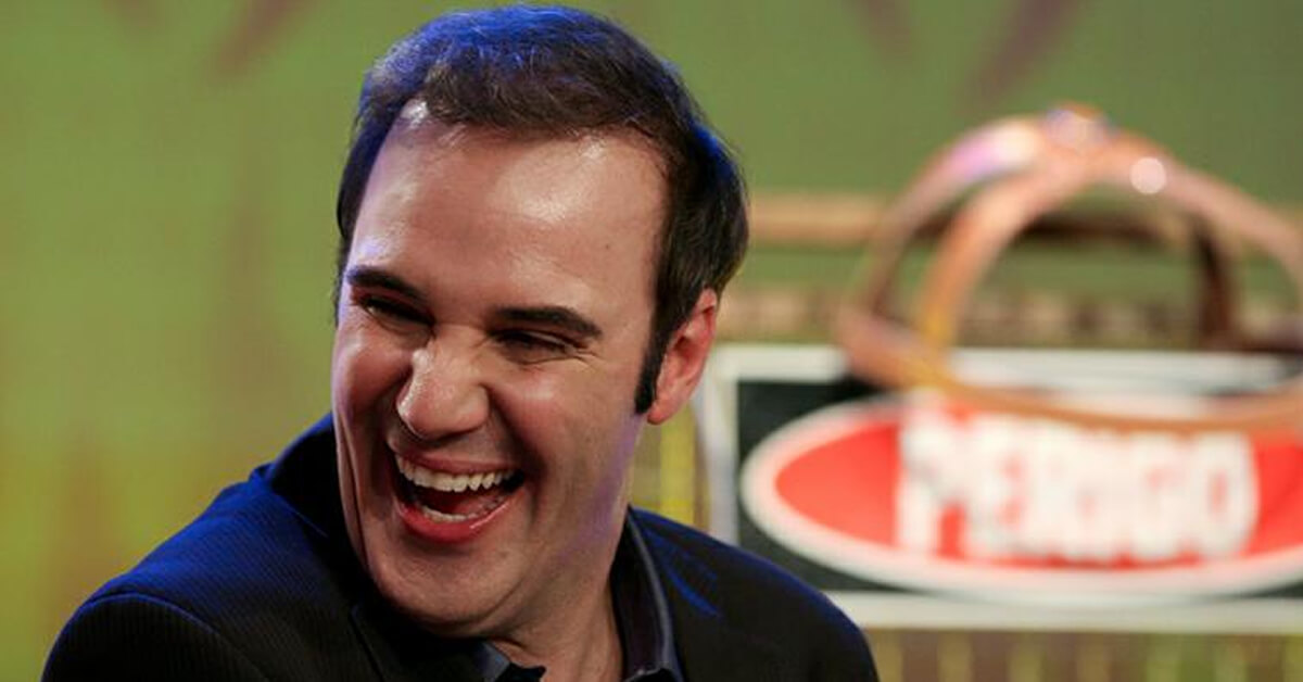 O comediante Diogo Portugal estará em Pouso Alegre neste final de semana