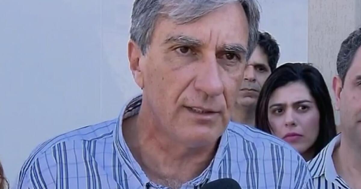 Rafael Simões havia vencido em 1ª instância