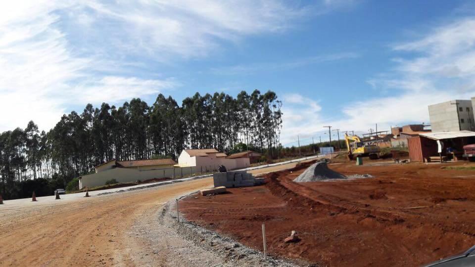 Obras ainda não foi finalizada (Foto: Redes Sociais)