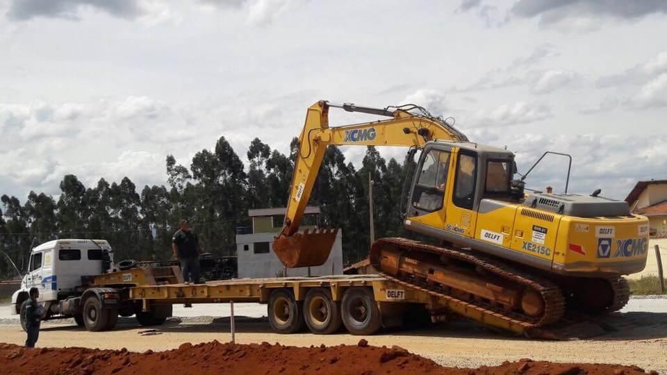 Maquinas foram retiradas nesta quarta-feira, 5 (Foto: Reprodução Redes Sociais)