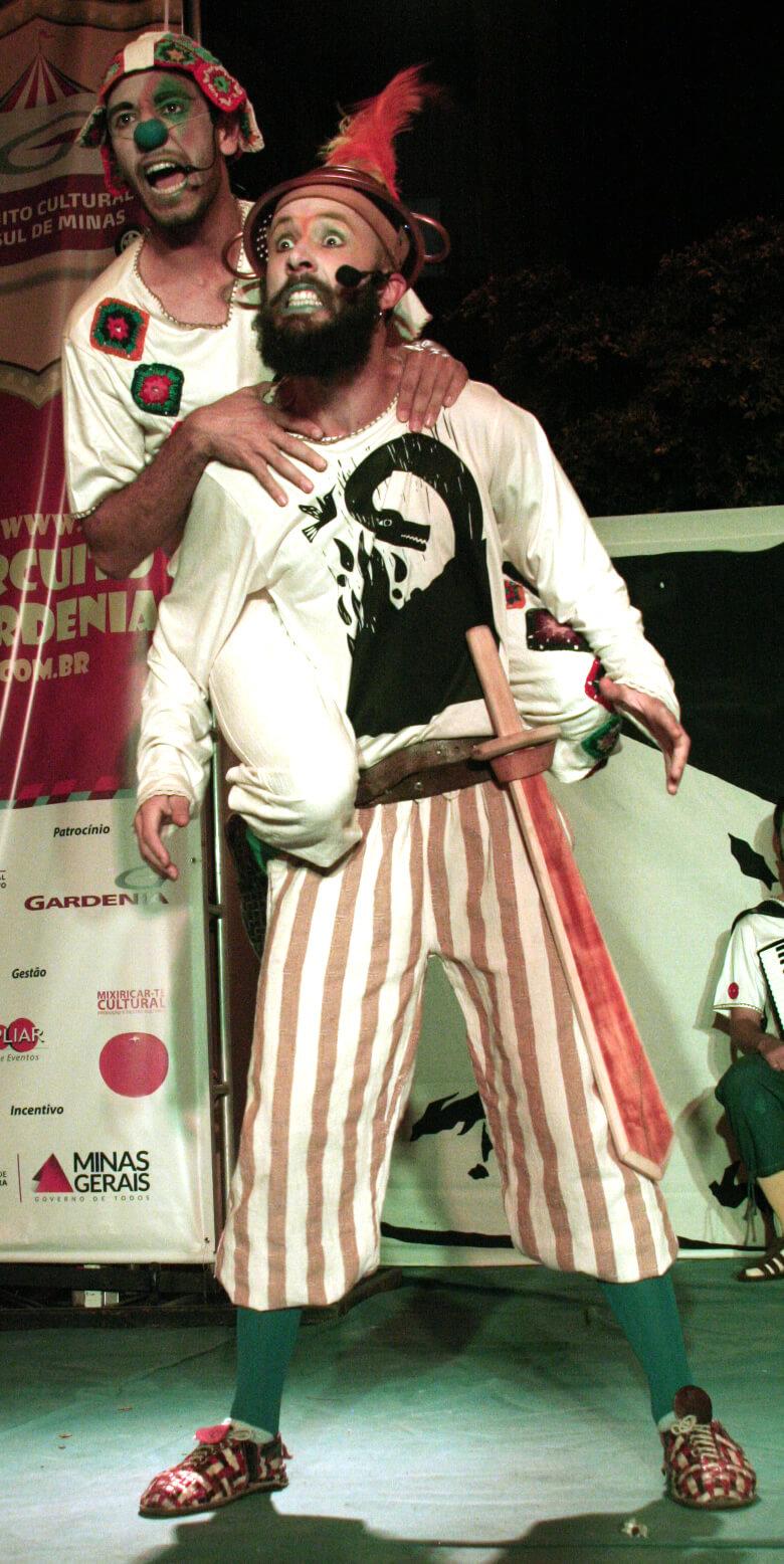 Grupo Rasgacero  (Foto: Divulgação)