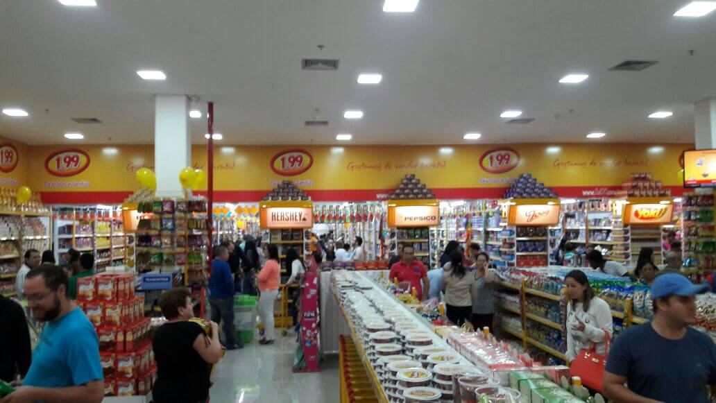 Loja União foi uma das 14 novas lojas anunciadas em 2016 (Foto: Assessoria)