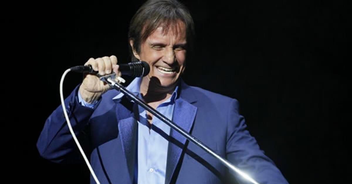 Roberto Carlos fará show em Poços de Caldas