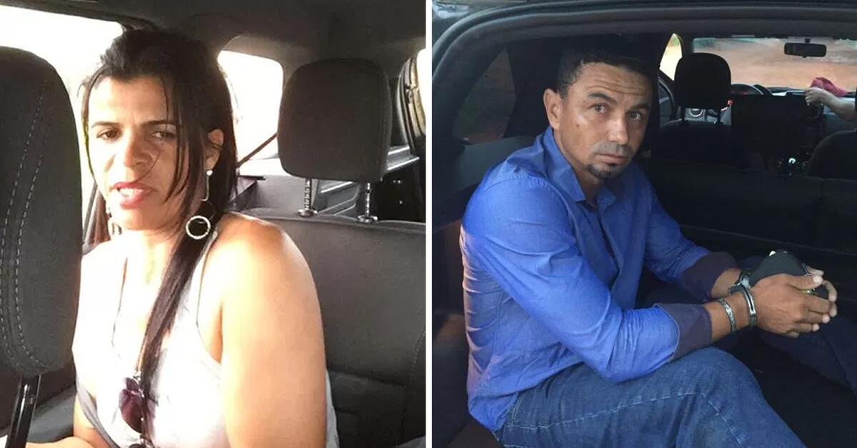 Suspeitos foram presos em Uberlândia (Foto: Reprodução Blog do Airton Chips)