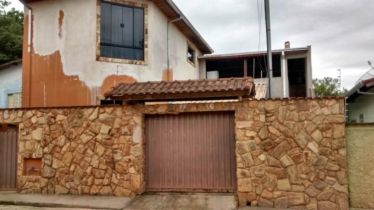 Um dos imóveis que vai a leilão em Pouso Alegre. Lance começa em R$ 97 mil