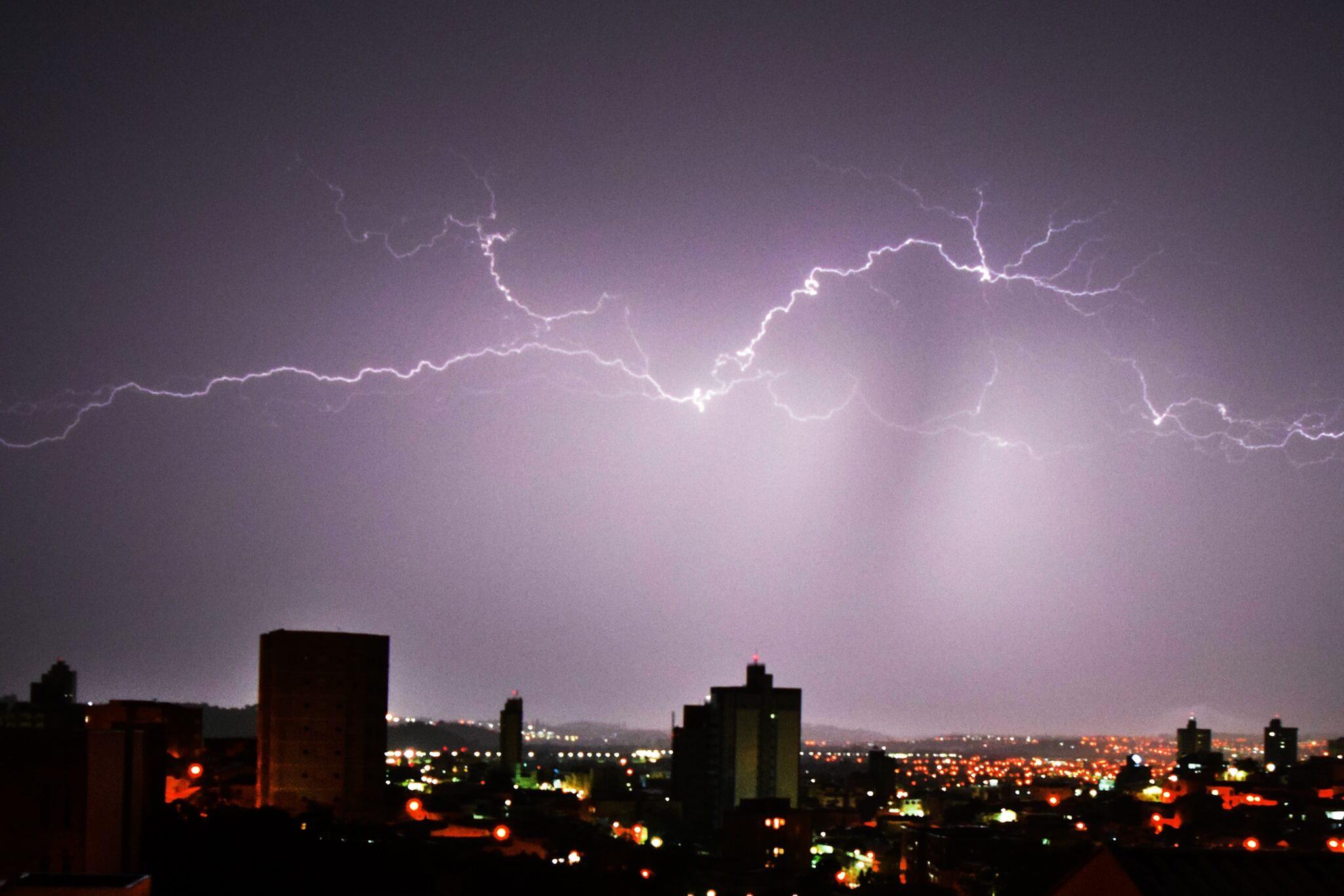 Inmet alerta para chuvas intensas no final de semana em Pouso Alegre e região - PousoAlegre.net